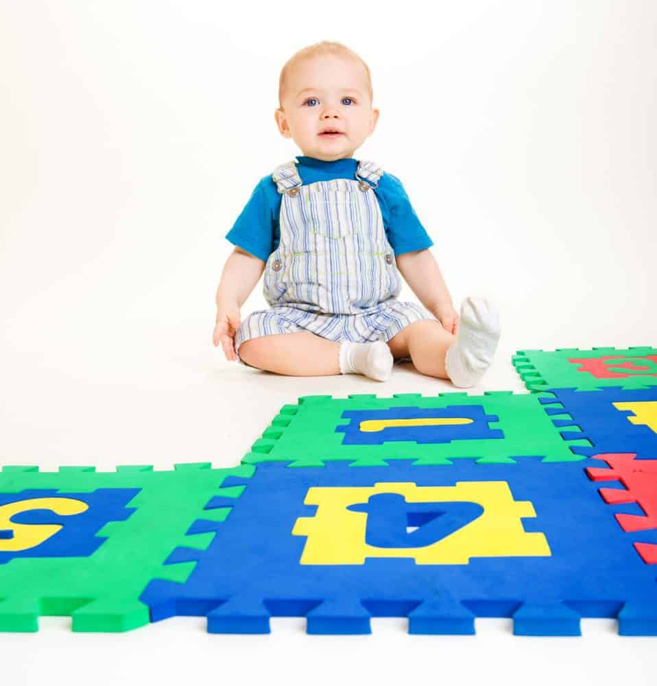 Jump and Play Baby soft play with numbers Contact us