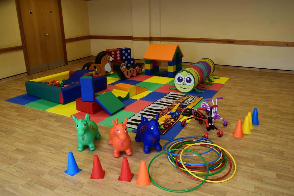 Jump and Play Enormous soft play party setup 5 My Account