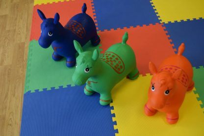 colourful toddler toys for a birthday party