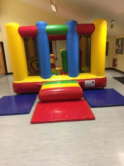 Small indoor Bouncy castle in Brighton and Sussex
