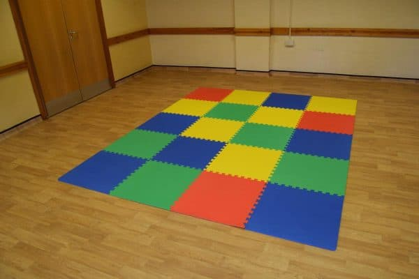 Jump and Play Soft Play Safety Mats 25 Soft Play Mats