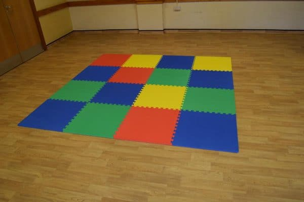 Jump and Play Soft Play Safety Mats 30 Soft Play Mats