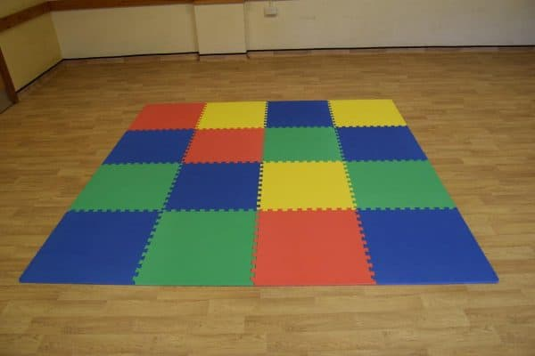Jump and Play Soft Play Safety Mats 34 Soft Play Mats