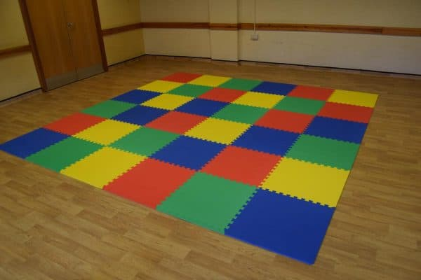 Jump and Play Soft Play Safety Mats 5 Active Kids Soft Play Party