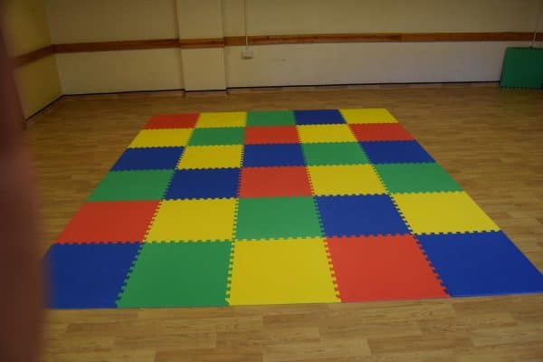 Jump and Play Soft Play Safety Mats 9 Soft Play Mats