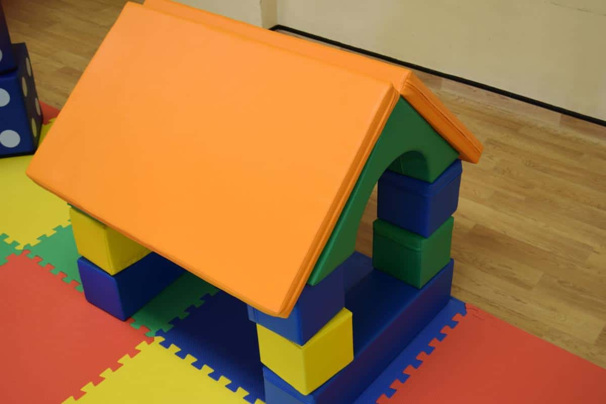 Jump and Play Soft play shape house 7 Soft Play Hire in Steyning Play Equipment Hire