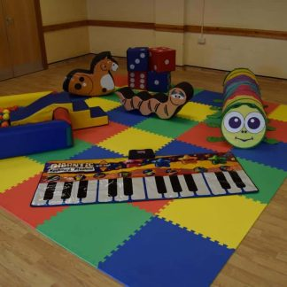 Soft play hire in Sussex