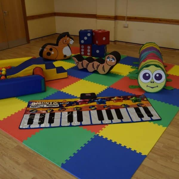 Jump and Play Standard soft play party 10 600x600 Soft Play Hire in Steyning Play Equipment Hire