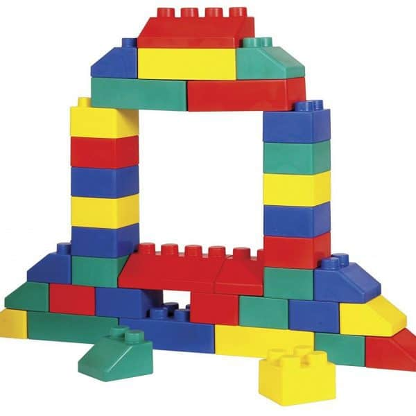 Jump and Play building block hire 2 600x600 Childrens Party Entertainers in Steyning Play Equipment Hire  Childrens party entertainers