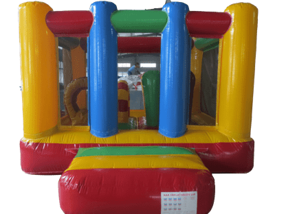 Rainbow Bouncy Castle hire in Brighton and Sussex