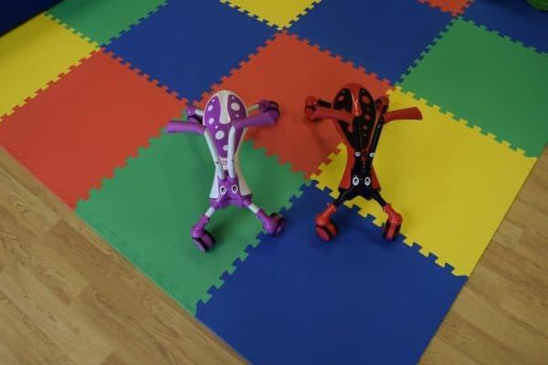 Jump and Play scramble bug hire 2 2 Extra Scramble Bugs