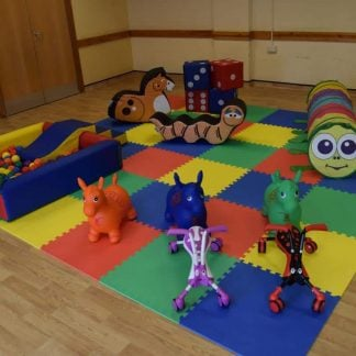toddler soft play party package