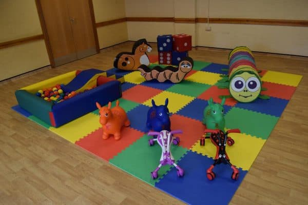 Jump and Play Active kids soft play 2 Active Kids Soft Play Party