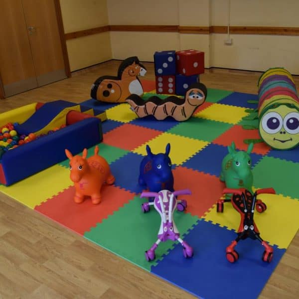 Jump and Play Active kids soft play 2 600x600 Soft Play Hire in Steyning Play Equipment Hire