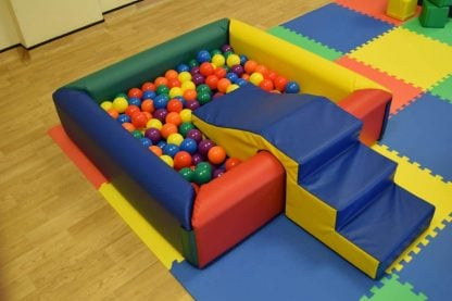 Ball Pool hire in Brighton and Hove Sussex