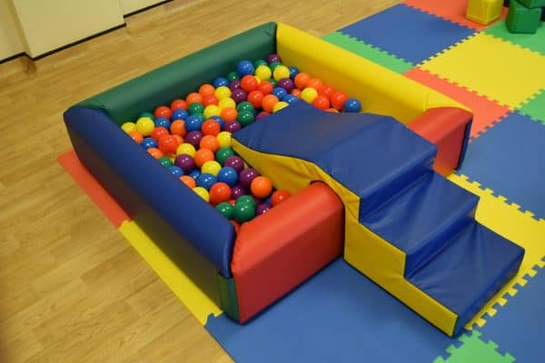 Jump and Play Ball Pool or Ball Pit 7 Big Soft Play Party Package