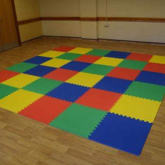eva safety matting