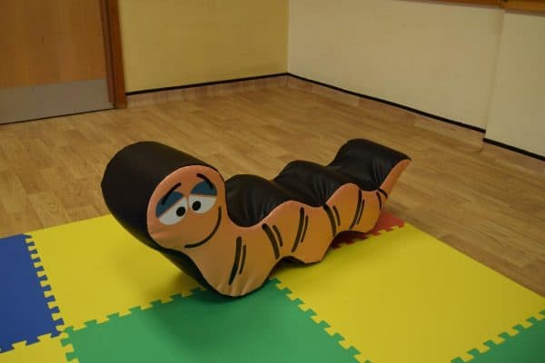 Jump and Play Soft Play Wiggly Worm 6 Soft Play Wiggly Worm