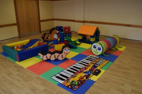 Jump and Play Big Mobile Soft Play 2 Big Soft Play Party Package