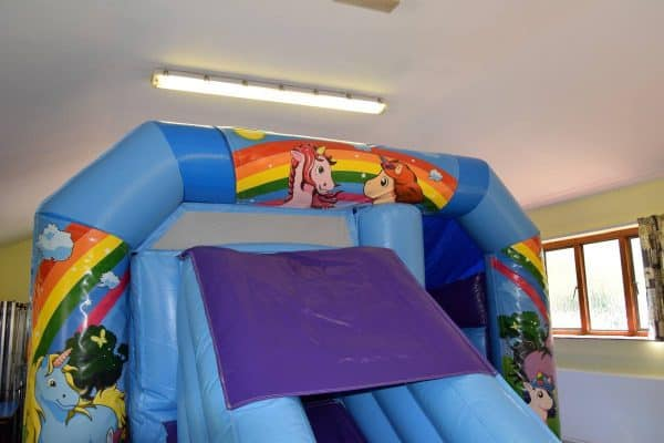 Jump and Play Unicorn Bouncy Castle Enormous Soft Play Party & Unicorn Bouncy Castle