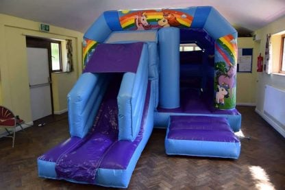 Unicorn Bouncy Castle in Brighton