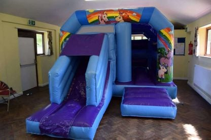 Unicorn Bouncy Castle in Worthing
