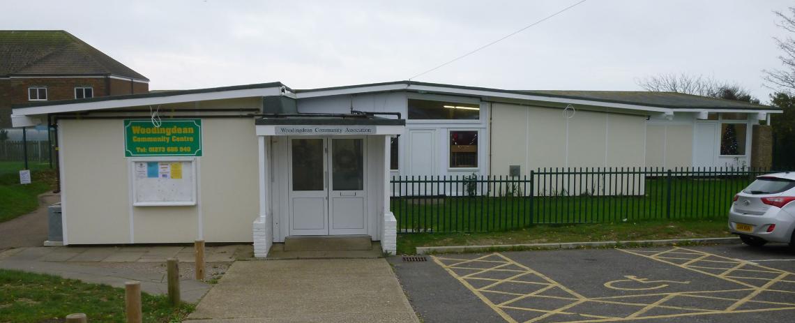 outside-woodingdean-community-centre